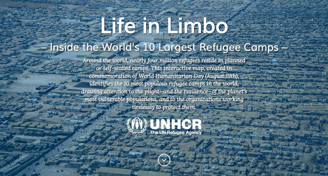The World's 10 Largest Refugee Camps | Lorraine's Human Well Being | Scoop.it