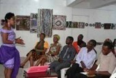 Open Studio... Reclaiming the glory of African fabrics - Guardian - The Guardian Nigeria | Order now your Best hand printed fabrics | Scoop.it