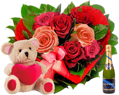 Celebrate Your First Valentine's Day with Excellent Flowers & Gifts in Morwell   Flowers in the Valley   Scoop.it