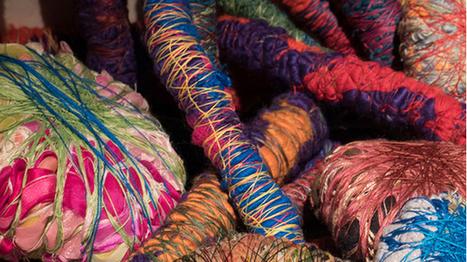 Inspiratiebronnen 2016 voor wonen - Een vat vol tegenstrijdigheden   TextielMuseum   Scoop.it
