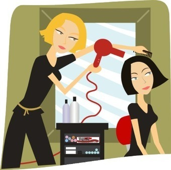 Are You Selling Salon Services or Outcomes? | Hair Biz | Scoop.it