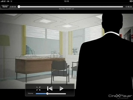 Free App Plays AVI Movies on iPad | Gadget Lab | WIRED | 7 ways to enjoy audio and video | Scoop.it