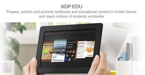 Amazon lanza un Creador de eBooks para educadores | Educación Tecnólogica y TIC | Scoop.it