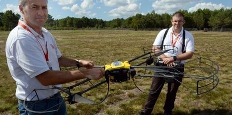 Redbird, le champion français des drones qui a séduit GDF Suez | Transition-énergétique & écologique | Scoop.it