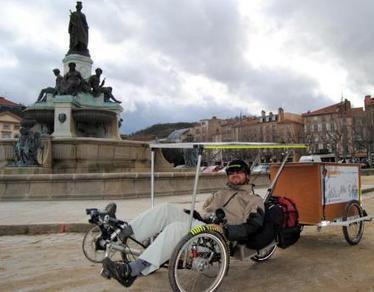 8 000 kilomètres en vélo solaire sur zoomdici.fr (Zoom43.fr et Zoom42.fr) | Le Tourisme en Haute-Loire | Scoop.it