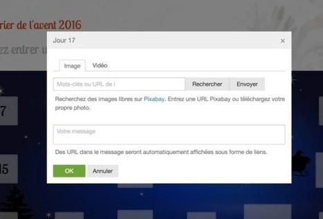 AdventMyFriend. Réaliser un calendrier de l'avent 2016 en ligne – Les Outils Tice | didaktik | Scoop.it
