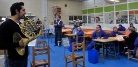 La Orquesta Sinfónica de Castilla y León visita Apadefim en su tercer Maratón Musical - Local - El Adelantado   Enero 2014 - Resumen de Prensa Fundación Personas   Scoop.it
