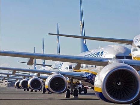Ryanair supprime 21 routes supplémentaires à Gérone | Tourisme en Espagne - paused topic | Scoop.it