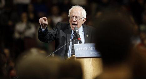 Bernie Sanders vs. US Democrats: 'He Is Refusing to Get Stomped All Over'   Global politics   Scoop.it