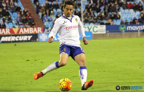Pedro vuelve al Nuevo Arcángel | #REALZARAGOZA | Scoop.it