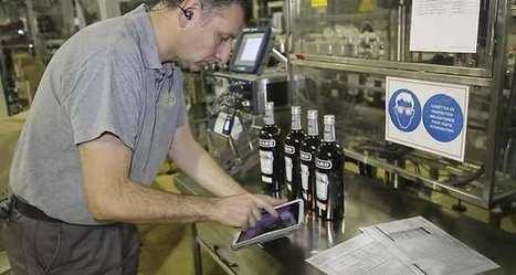 Chez Pernod Ricard, l'iPad embouteille | Vous avez dit Innovation ? | Scoop.it