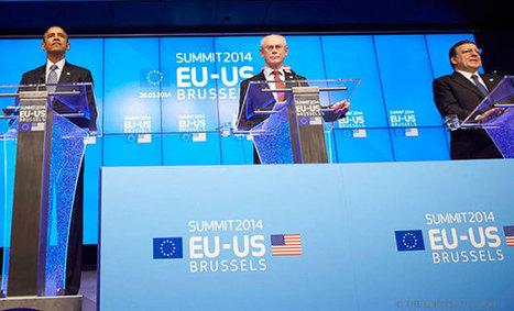 U.S., European Union Issue Cyber Accord | Cyber Development | Scoop.it