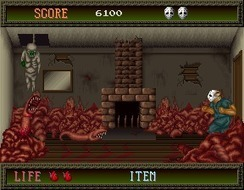 Modellazione Virtuale: game of the day 13 Splatter House   Game of the day (retrogame)   Scoop.it