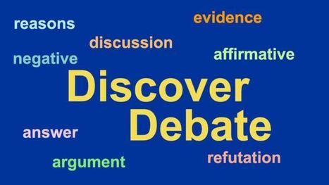 Successful Debate for Expressing Opinions | tefl methods | Scoop.it