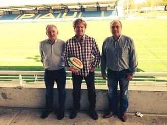 Section Paloise - Site officiel saison 2012-2013   News Rugby   Scoop.it