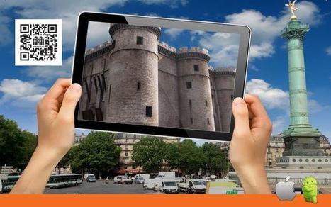 IL Y A 1 AN...14 Juillet 2015: un développeur russe propose de découvrir et détruire la Bastille en réalité augmentée ! | Ecriture mmim | Scoop.it