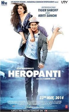 Review of Bollywood Movie 'Heropanti'