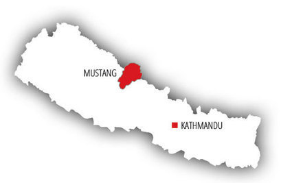 Mustang mural - Nepali times | Conservation science news | Scoop.it
