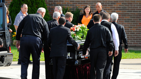 'Small-Town Boy' Kevin Ward Jr. Remembered Fondly At Emotional Funeral - CBS Local | Emotional Photograph | Scoop.it