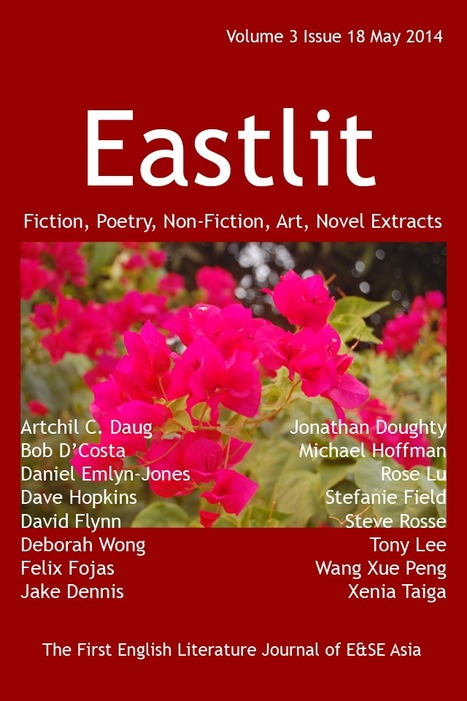 Eastlit May 2014 - Eastlit. Asian Fiction. Poetry. Non-Fiction, Art. | English Literature and Art in East & South East Asia | Scoop.it