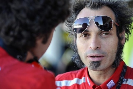 GPOne.com | Interview with Guareschi: Tomorrow we try again | Ductalk Ducati News | Scoop.it