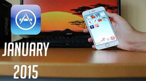 Must Have January 2015 Apps For Your iPhones | Mobile Phone News, Reviews & Offers | Scoop.it