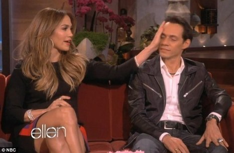 "JLo & Marc's ""Friendly"" Break Up: Is It Real? 