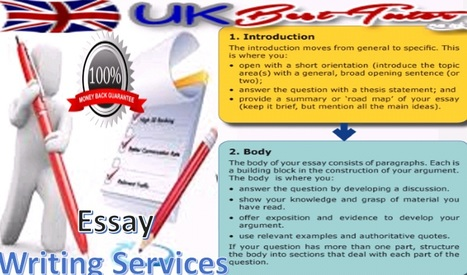 UK Best Tutor Offers High-End Online Essay Writing Services in the UK | Online Assignment Help | Scoop.it