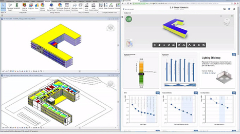 How to use Revit 2017 & Autodesk Insight 360 for energy analysis & lighting analysis | BIM Forum | Scoop.it
