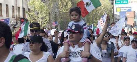 La influencia latina ya se siente en el idioma: 40 millones de personas hablan ya 'spanglish' | Todoele - ELE en los medios de comunicación | Scoop.it