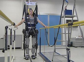 Les exosquelettes sont en marche… | NBIC | Scoop.it