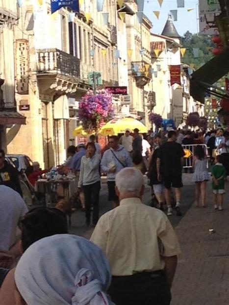 Dimanche 28 juillet, brocante vide-grenier avec Les Puces de la bastide | Coeur de Bastide de Ste Foy la Grande | Scoop.it
