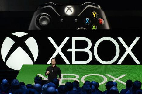 E3 1024 | Microsoft saca su artillería para Xbox One con ... - elEconomista.es | Santiago Topic | Scoop.it