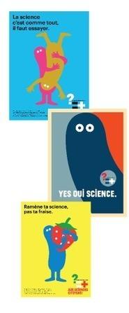 Les Petits Débrouillards lancent une campagne de communication | CaféAnimé | Scoop.it