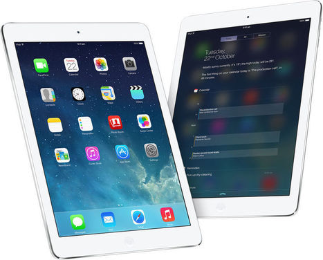 Buy Apple iPad Air Wifi, Space Grey, 32 GB from Infibeam.co | Online Shopping India | Scoop.it