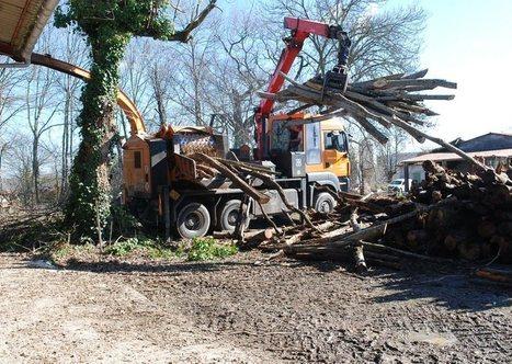 Nouvelle énergie avec les chaufferies bois | Salon Bois Energie du 12 au 22 mars 2015 à Nantes | Scoop.it