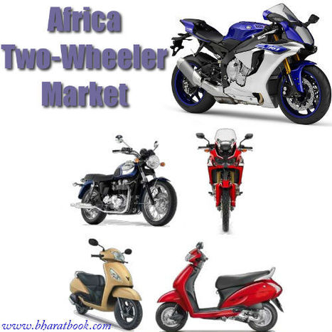 Africa Two-Wheeler Market By Vehicle Type   Energy-Resources and Automation - manufacturing construction   Scoop.it