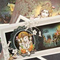 DH-1063 | Hindu Wedding Cards | Scoop.it
