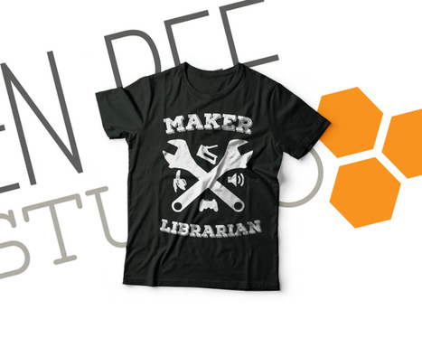 Crowdsourcing the Maker Librarian Definition | innovative libraries | Scoop.it