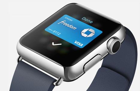 Apple Pay, la solution de paiement mobile d'Apple via NFC | Banking | Scoop.it