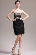 [EUR 89,99] eDressit 2013 Nouveauté Superbe Sans Bretelle Noire Robe de Cocktail Robe de Gala(04135700) | Fashion Show | Scoop.it