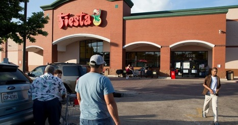 Fiesta Mart a party of one no longer: Wal-Mart, others target Hispanic grocery shoppers | Retail | Dallas News | online grocery delivery | Scoop.it