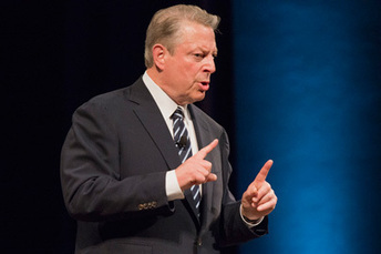 At Stanford, Al Gore connects climate change inaction to political dysfunction - Stanford University News | Global Climate | Scoop.it