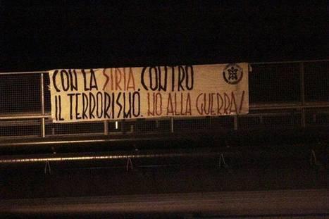 CasaPound Italia per la Siria.   Nobis123   Scoop.it