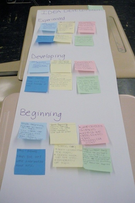 That's Not a Rubric, and You're Using It Wrong: 5 Ways to Clean Up The Mess - Brilliant or Insane | Learning 2gether | Scoop.it