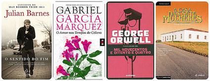 Grandes autores: de Julian Barnes a Lecticia Wierzchowski | Ficção científica literária | Scoop.it