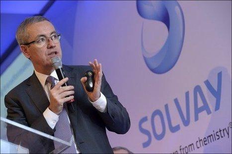 Solvay pénalisé par le prix de l'électricité   GreenPeople   Scoop.it
