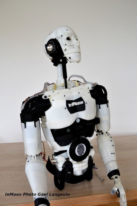 InMoov » open-source 3D printed life-size robot | art web science and stuffs | Scoop.it