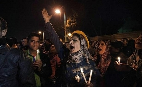 "Women in Egypt stand strong against ""sexual terrorism"" 