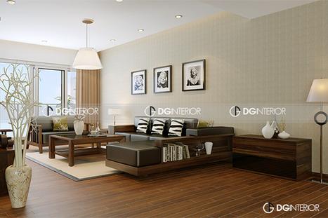 Thiết kế nội thất chung cư Goldmark City – Nhà anh Hoàng - Đồng Gia - Nội Thất Đẳng Cấp | Thiet ke noi that chung cu Royal City | Scoop.it